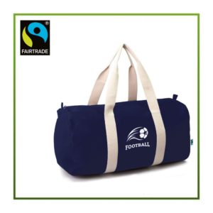 Sporttasche Theo Fairtrade in blau